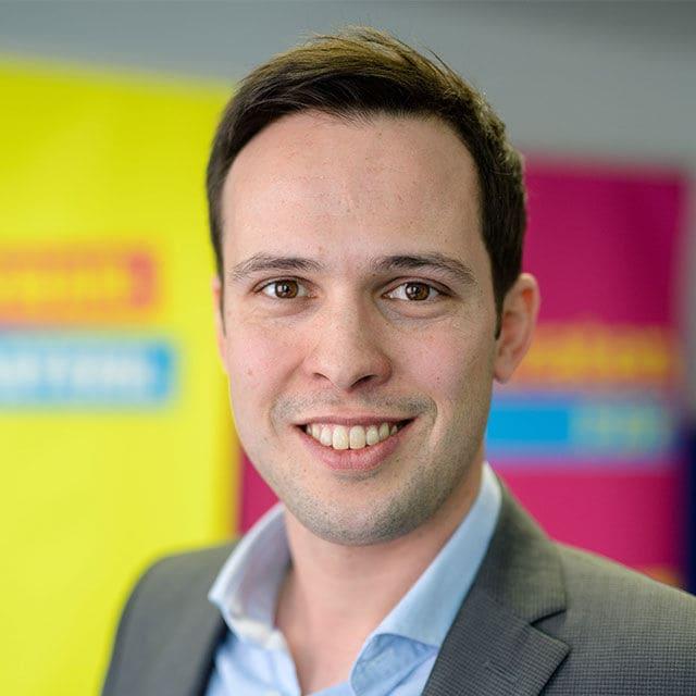 Martin Hagen, FPD-Spitzenkandidat in Bayern.