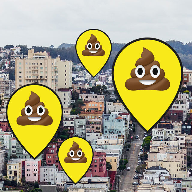 poop patrol san francisco cover
