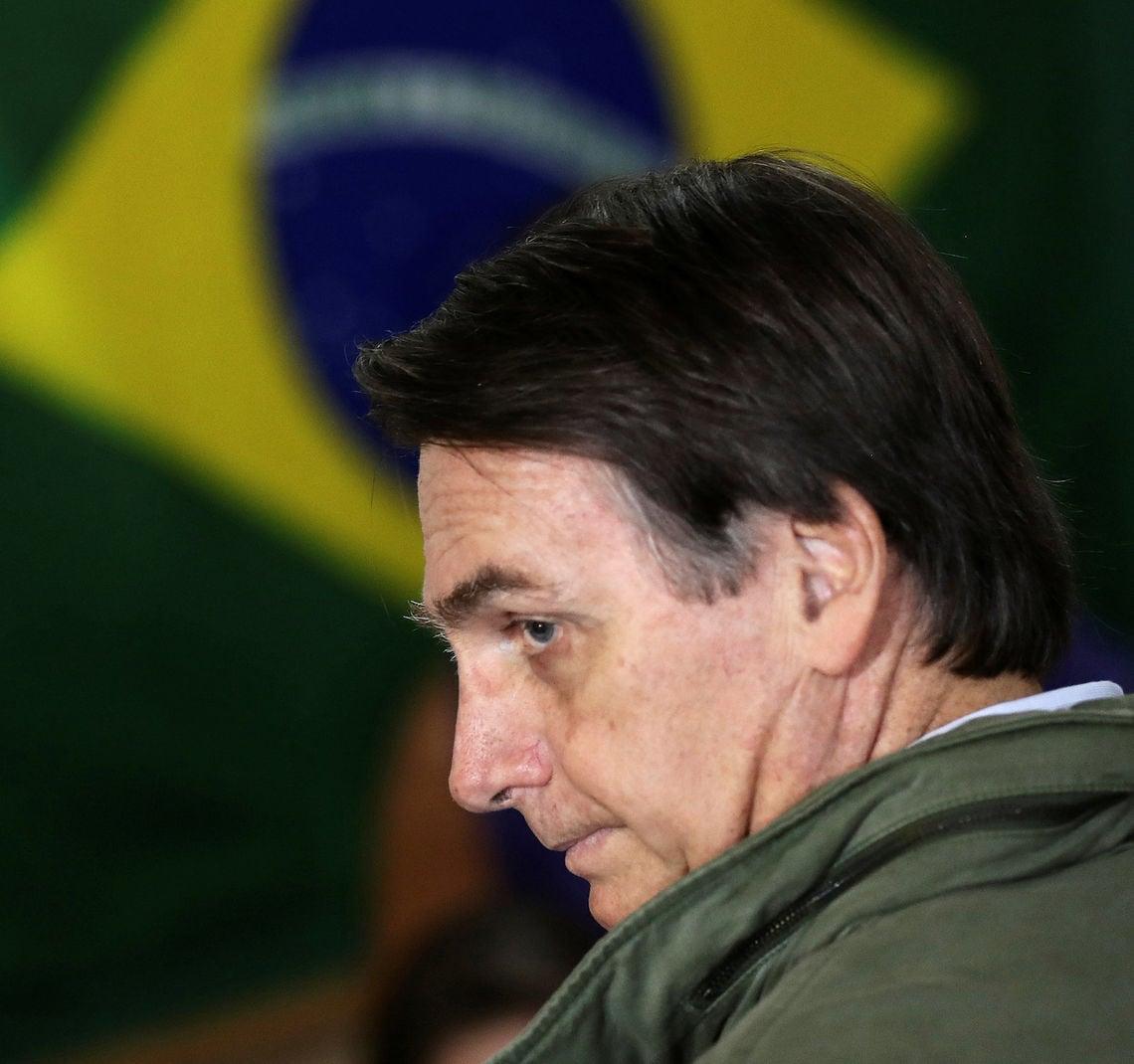 Bolsonaro Brasilien