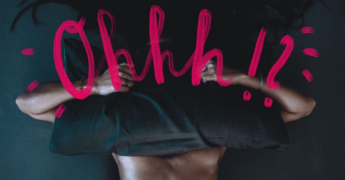 Sexszene im Kino Möglichkeiten für ein Mädchen zu masturbieren