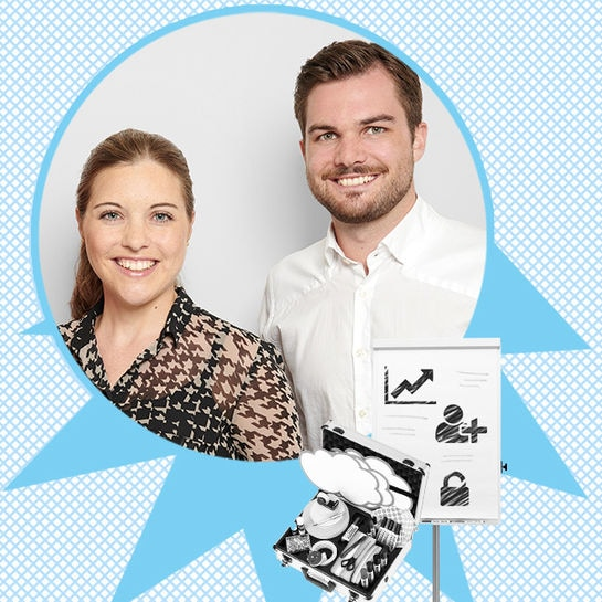 jobkolumne startup coaching cover