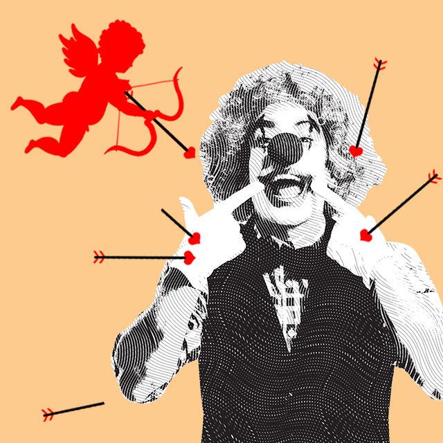 horror date clown cover