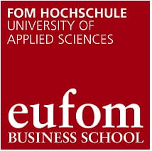 eufom business school logo kt