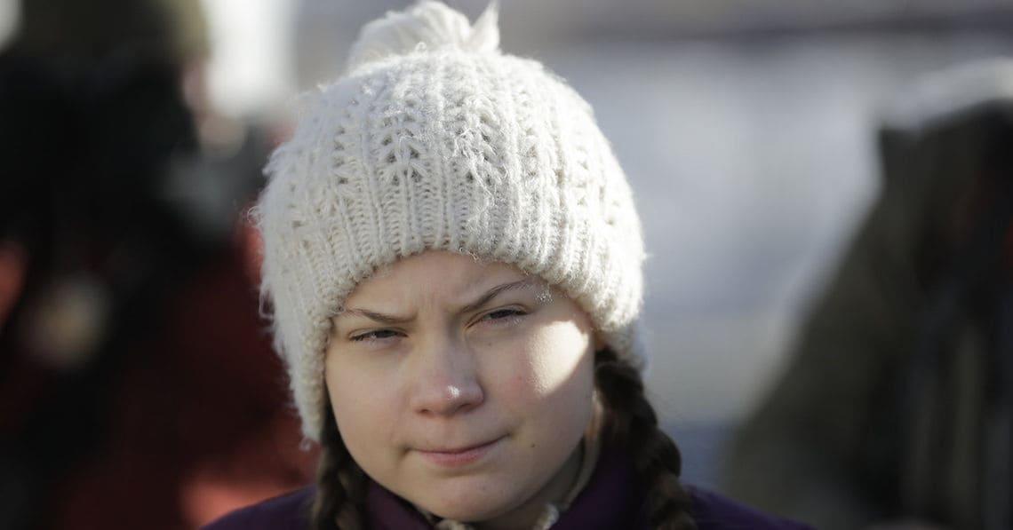 Greta Thunberg Facebook: Facebook: Greta Thunberg Antwortet Ihren Kritikern