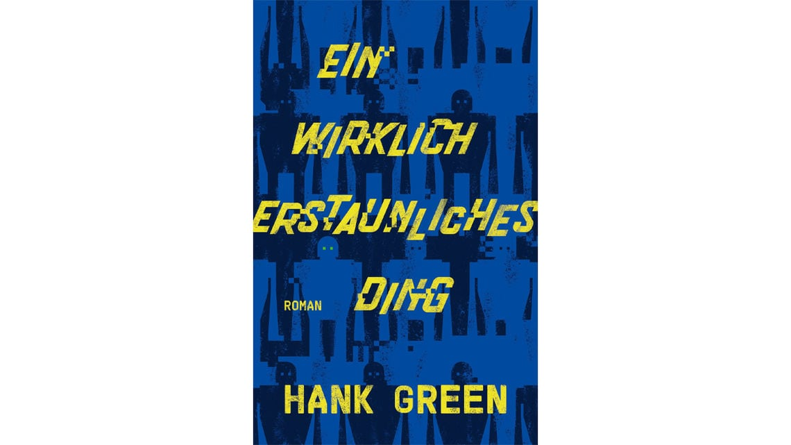cover hank green