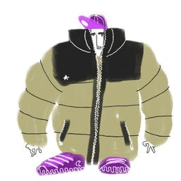 north face jacke