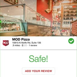 63red safe app cover