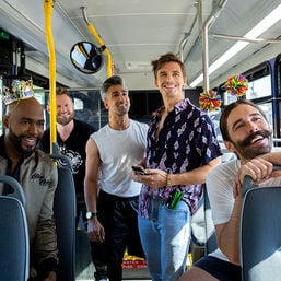 queer eye cover