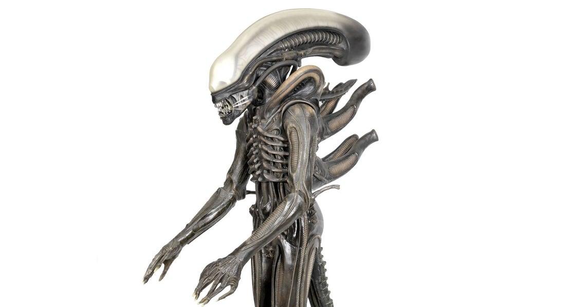 """""""Alien"""" in der Schultheater-Version"""