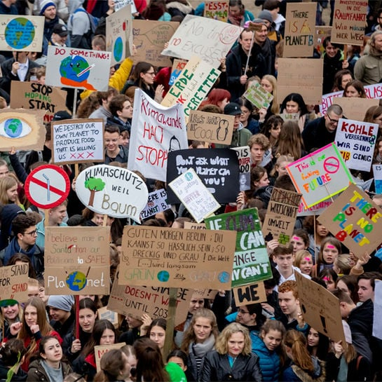 fridays for future boell stiftung cover