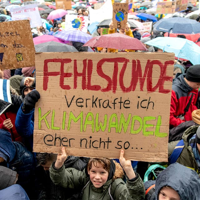 schuelerstreik bußgeld cover
