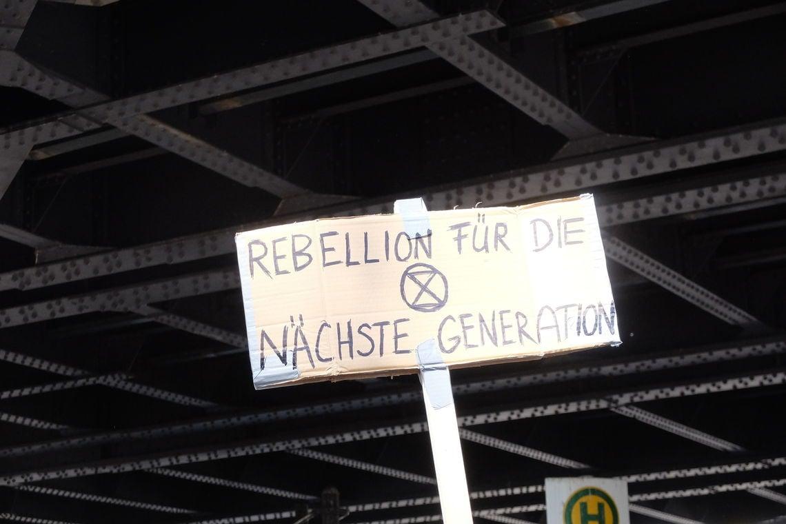Extinction Rebellion Berlin