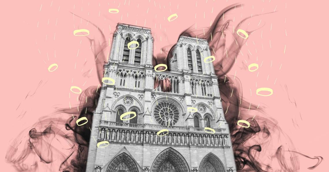 Warum kommen für Notre-Dame so viele Spenden zusammen?