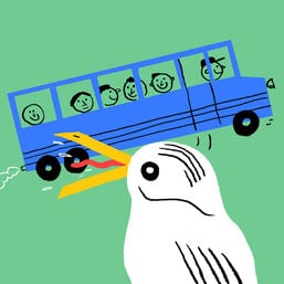 comedybus cover