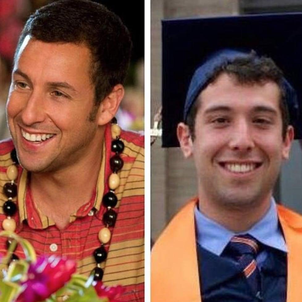 Diese Facebook-Gruppe widmet sich Adam-Sandler-Doppelgängern