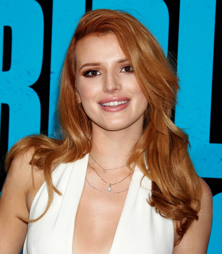 Bella Thorne cover