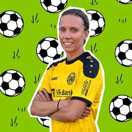 jobkolumne fussballerin cover