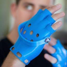crocs handschuhe sz