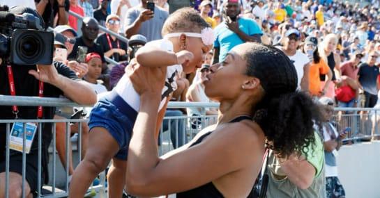 Nike will schwangere Sportlerinnen nicht weiter diskriminieren