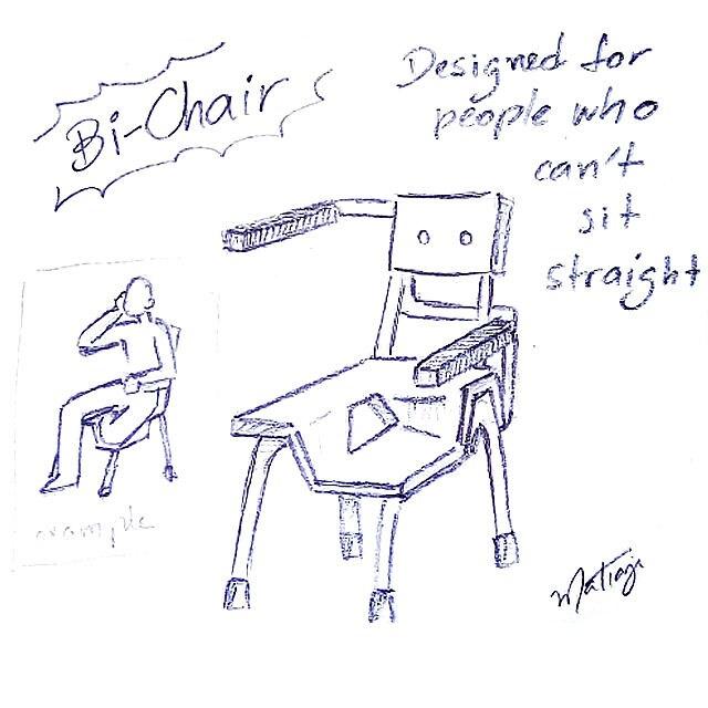 bi chair