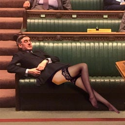 buzz rees mogg cover
