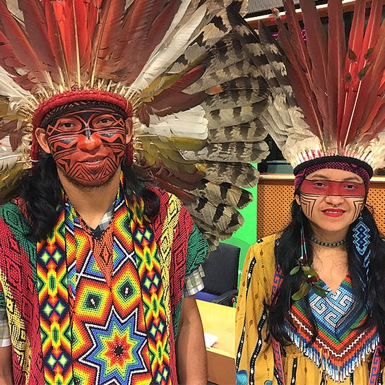 interview indigenen
