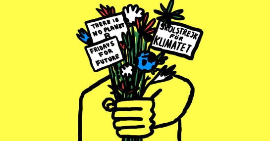 Der Klimastreik ist nicht zu brav