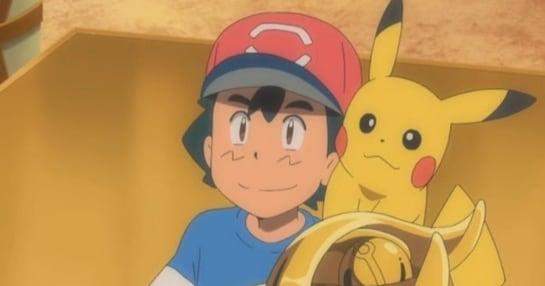 Ash Ketchum wird nach 22 Jahren endlich Pokémon-Champion