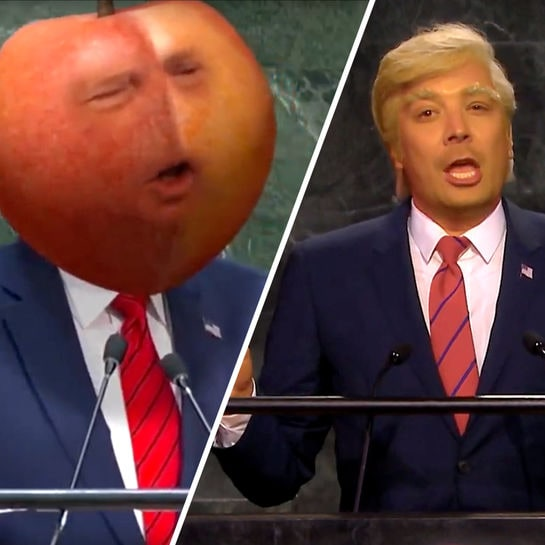 late night talkshows trump cover