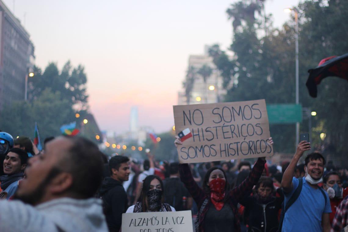 chile protest 1