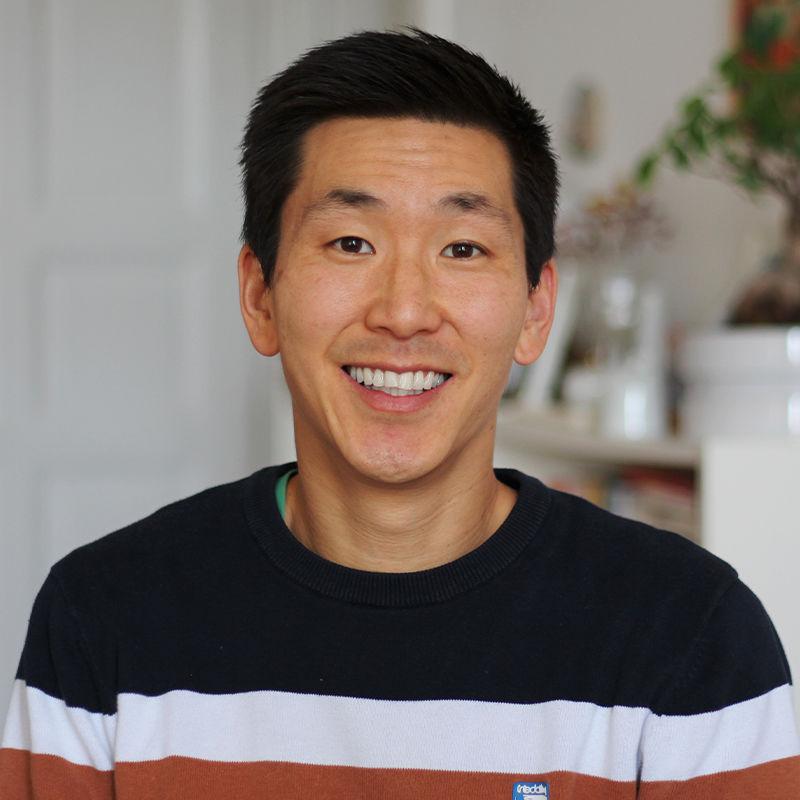 """Frank Joung bezeichnet sich selbst als """"Halbe Kartoffl"""""""