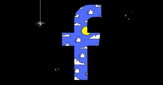 Facebook hält unsere Kritik am neuen Facebook-Logo für Clickbait