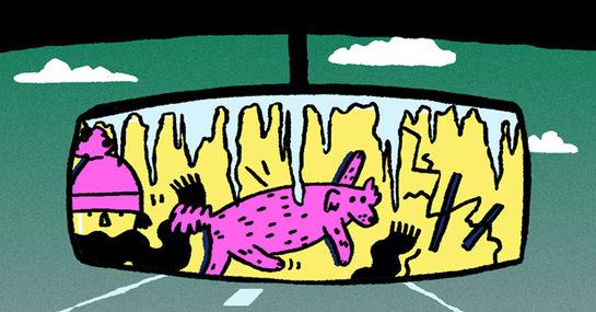 Horror-Mitfahrgelegenheit: Der Temperatur-Schock