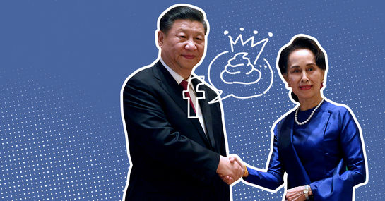 """Facebooks Übersetzungsfunktion nannte Chinas Präsidenten """"Mr. Shithole"""""""