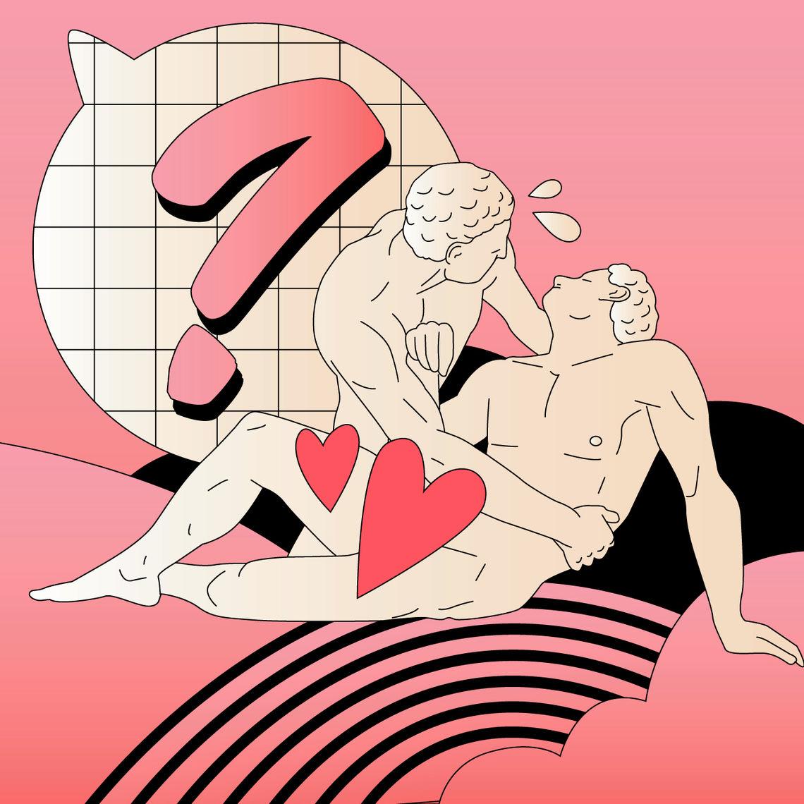 querfragen unverbindlichen sex