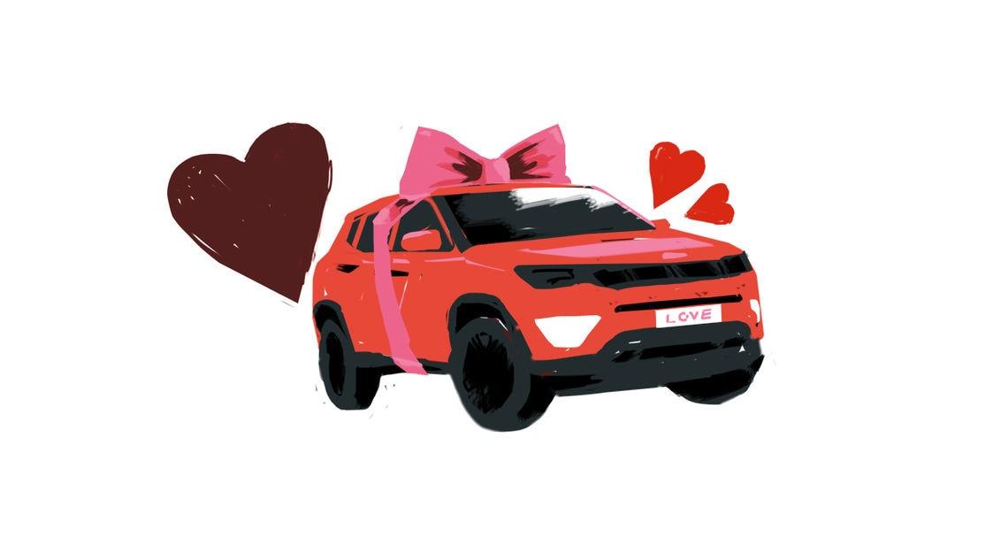valentins geschenke typologie auto