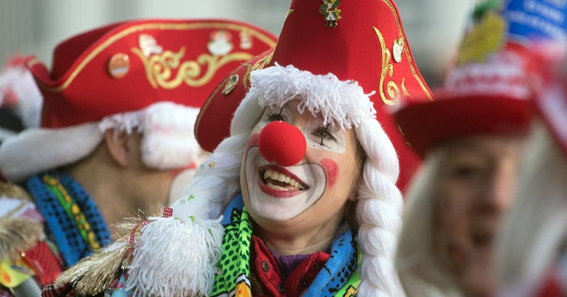 Sieben Gründe, warum der Kölner Karneval die beste Art zu feiern ist