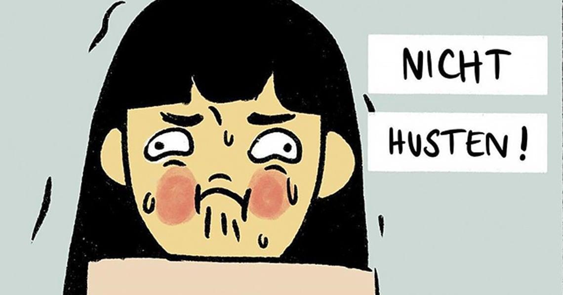 Diese Comics verdeutlichen Rassismus gegenüber Asiat*innen