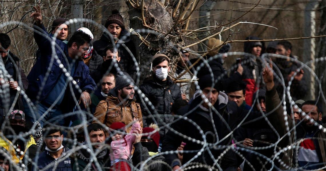 Flüchtlinge Griechische Grenze Aktuell