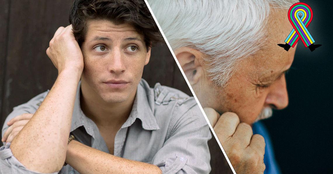 Querfrage: Haben junge Männer Angst, zum alten weißen Mann