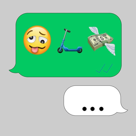 whatsappkolumne e scooter