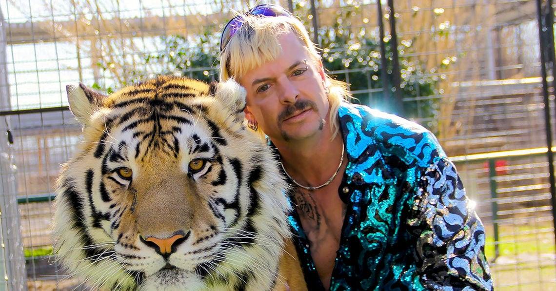 """""""Tiger King"""" ist genau die Serie, die wir gerade brauchen"""