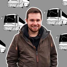 jobkolumne busfahrer cover