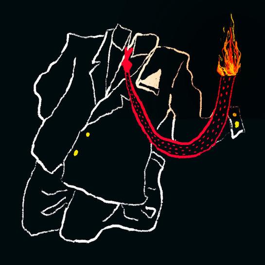 anzuege verbrennen