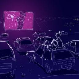 auto kino