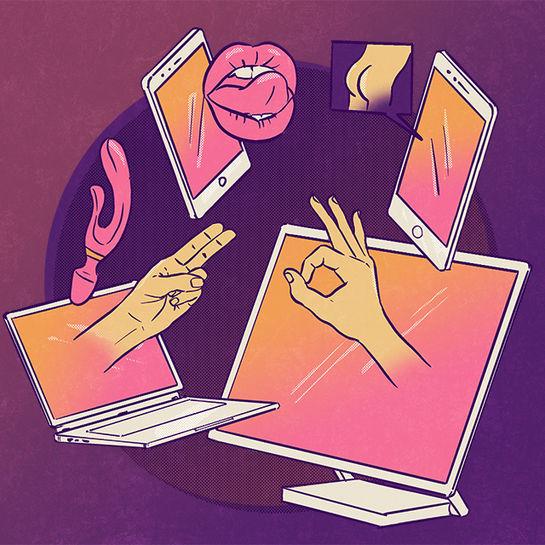 internet sex cover