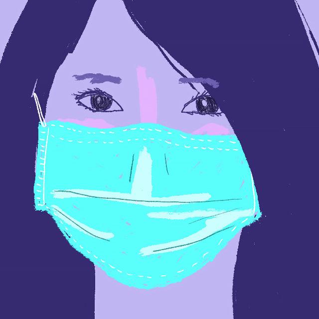 asiaten masken