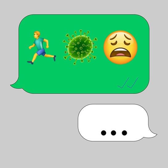 whatsappkolumne jogging