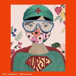 buzz nurse art cover