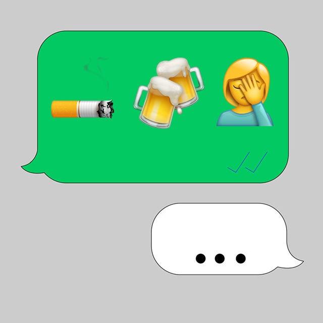 whatsappkolumne rauchen